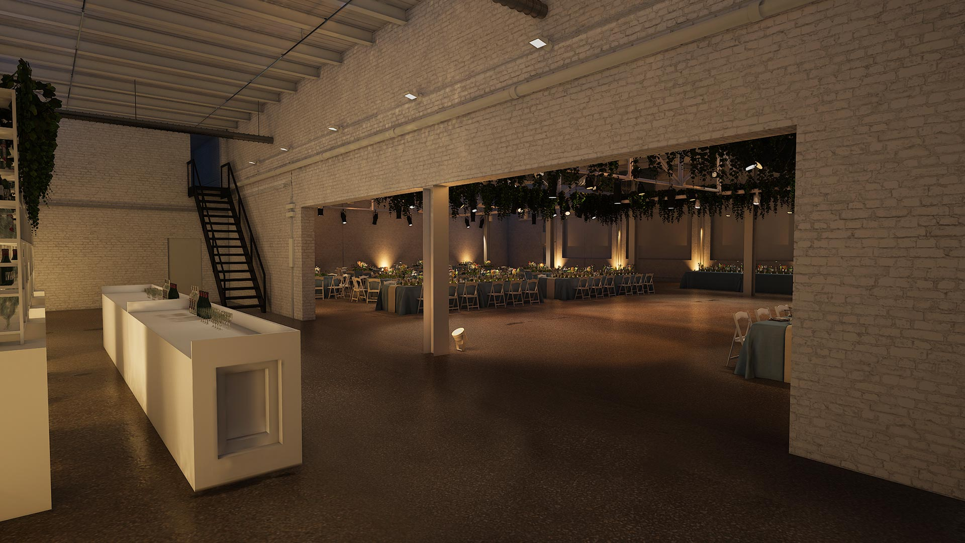 cocktails corner 2 evening The Madison - Cleveland's Event Reception Venue for Parties