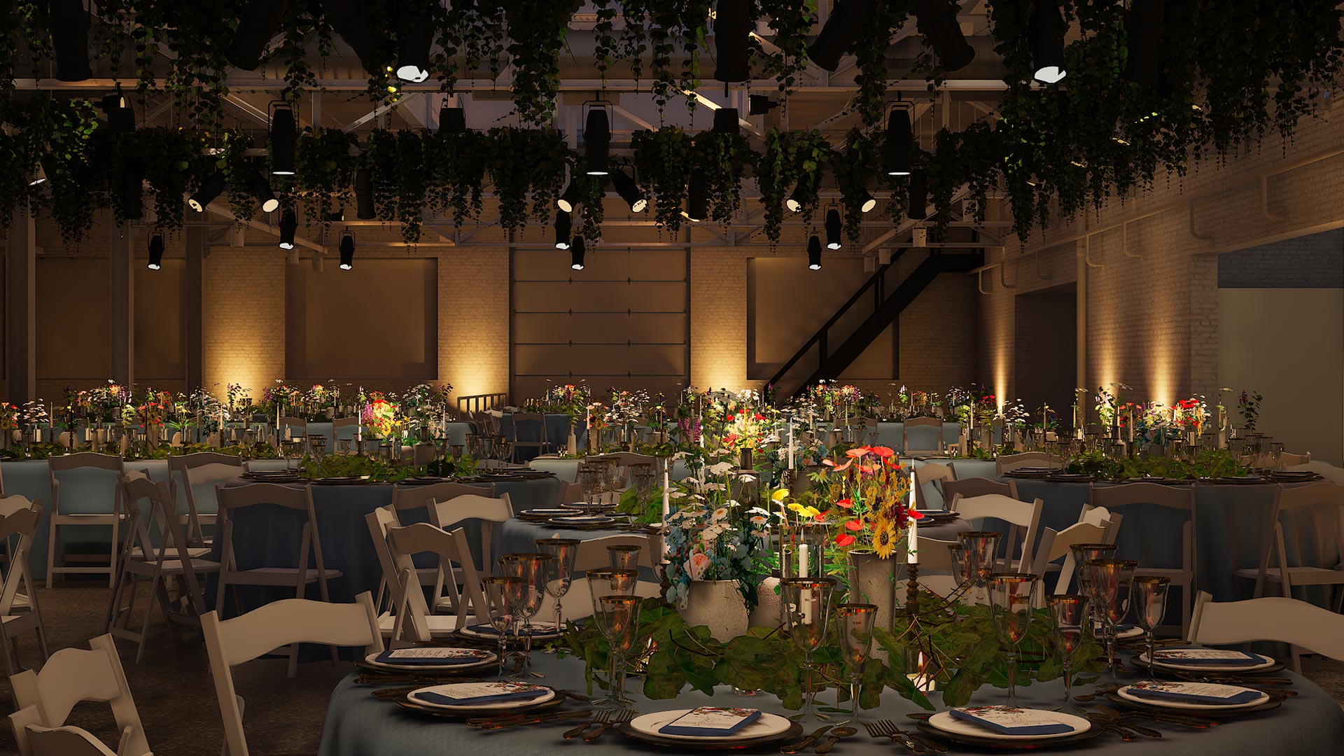 shot 2 evening The Madison - Cleveland's Event Reception Venue for Parties